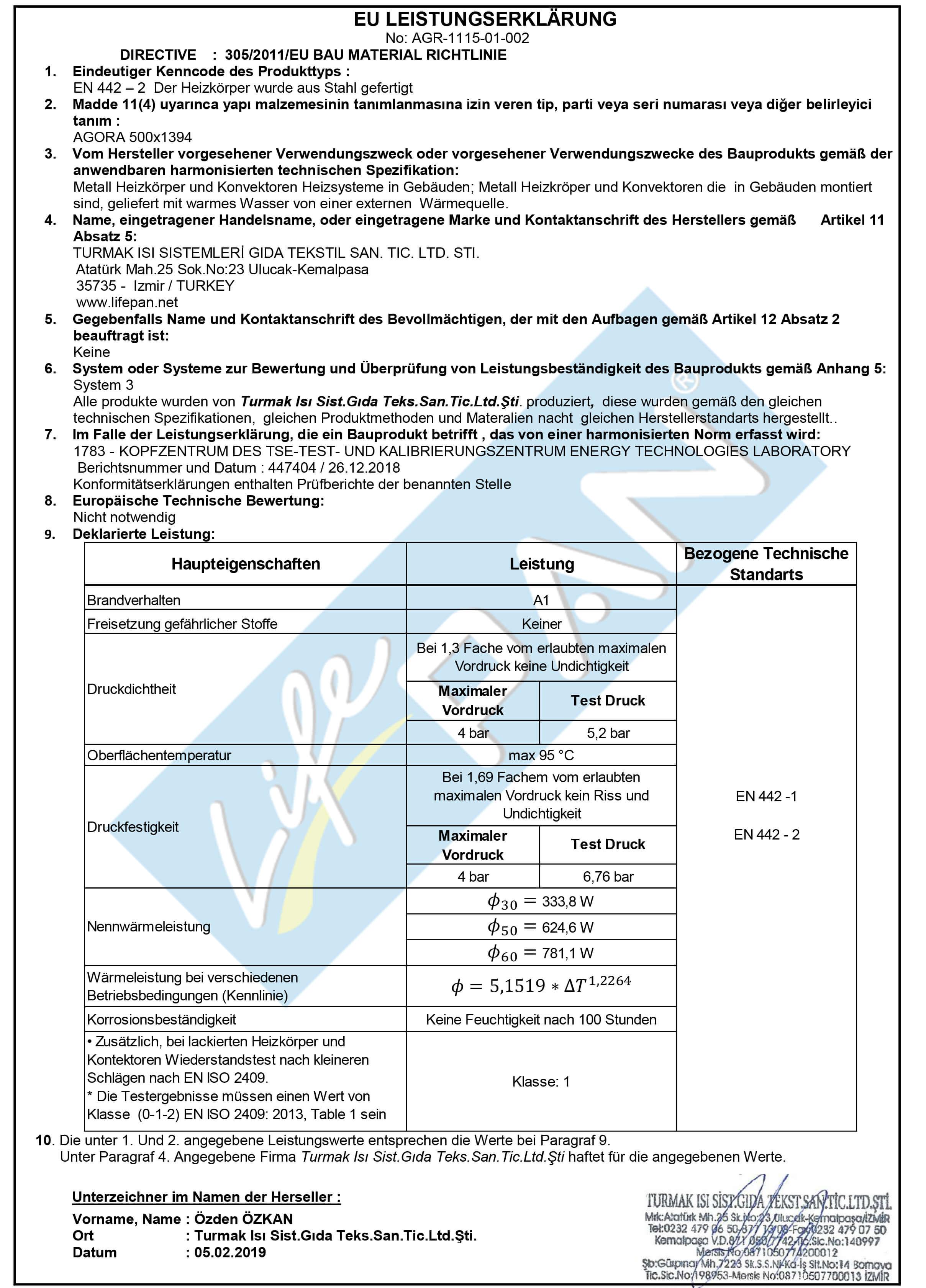 AGORA-500x1394 Leistungserklärung